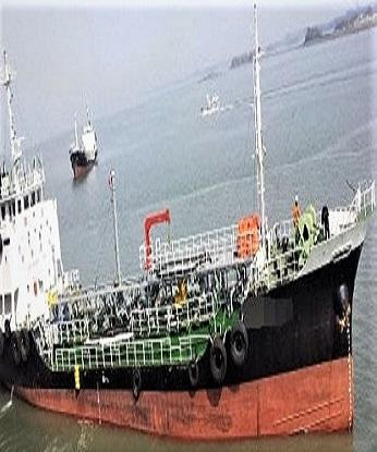 Oil Tanker For Sale - Double Hull - Draft 13 02 Mtrs | SWTC