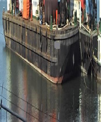 direct from owner ~ flat top deck barges for immediate sale