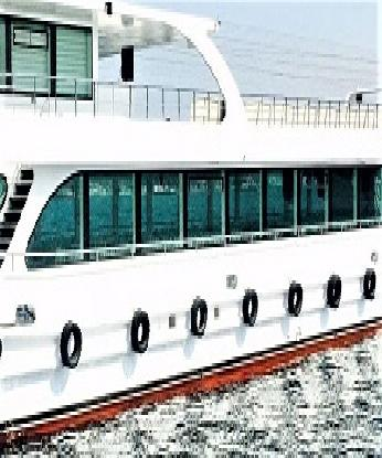 DINNER CRUISER / RESTAURANT BOAT FOR SALE - DIRECT OWNERS