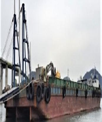 DECK BARGE (TBN) FOR SALE - 3,375 DWT