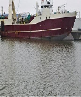 FREEZER TRAWLER FOR SALE - 1805 GT