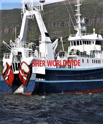 FREEZER TRAWLER WITH H/G FACTORY FOR SALE - BLT 1995 - 1192 GT