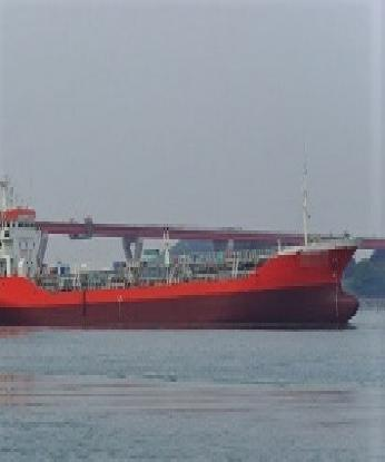 OIL/CHEMICAL TANKER (M/T TBN) FOR SALE - 3,498 DWT