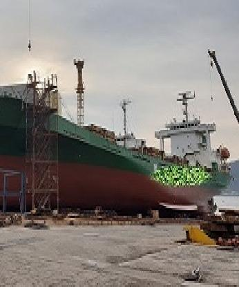 CONTAINER SHIP (M/V TBN) FOR SALE - 269 TEU