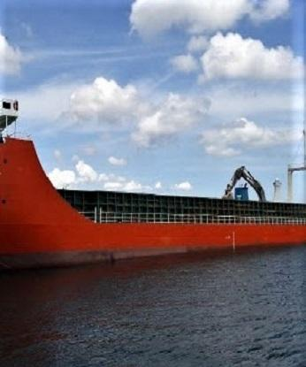 SELF PROPELLED BARGE (M/V TBN) FOR SALE - 5,108 DWT