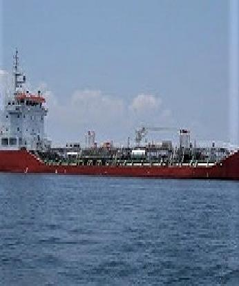 OIL/CHEMICAL TANKER (M/T TBN) FOR SALE - 3,442 DWT