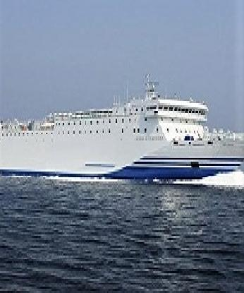 1128 PAX - DWT 6984 - 161 MTR - RORO PASSENGER SHIP FOR PROMPT SALE