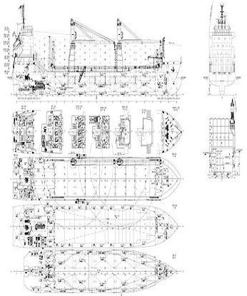 390 TEU MULTI PURPOSE CONTAINER SHIP (M/V TBN) FOR PROMPT SALE - EN BLOC OR SINGLE