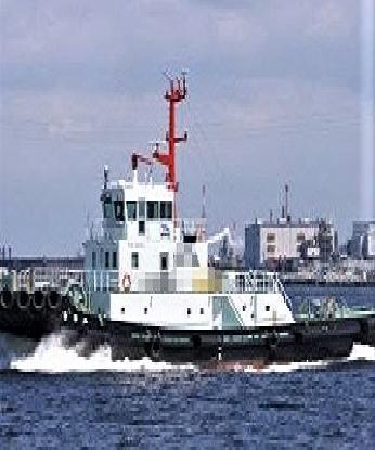 4,400 PS HARBOR TUG BOAT (M/V TBN) FOR SALE - BLT 2011