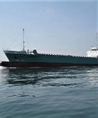 GENERAL CARGO SHIP (M/V TBN) FOR PROMPT SALE - 1,795 DWT - BLT 2008