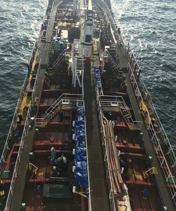 3,356 DWT OIL/CHEMICAL TANKER ON PROMPT SALE