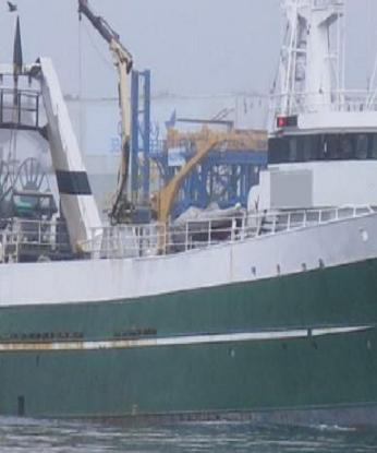 527GT FISH TRAWLER ON PROMPT SALE
