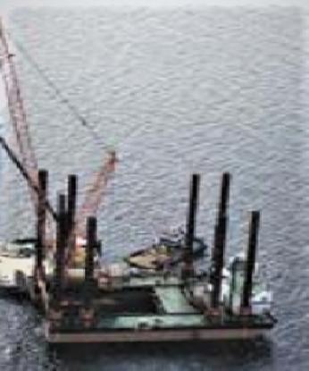 UPGRADED JACK UP BARGE ON PROMPT SALE IN MALAYSIA - DIRECT OWNER