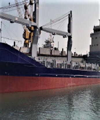 5,600 DWT MULTI PURPOSE SHIP ON PROMPTSALE