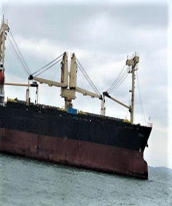 8,876 DWT GENERAL CARGO SHIP ON PROMPT SALE