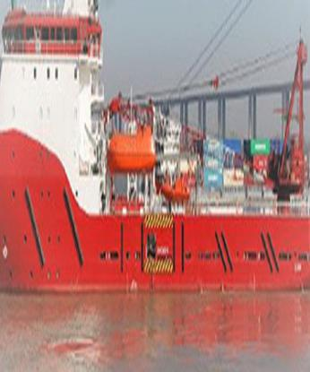 CLASS 1 - 7,238 PS OFFSHORE SUPPORT / RESCUEVESSEL / SAFETY VESSEL ON PROMPT SALE - SERIOUS