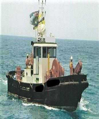 400HP ANCHOR BOAT ON PROMPT SALE - DIRECT OWNER