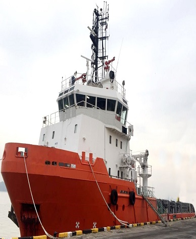 TWO UNITS ANCHOR HANDLING TUG SUPPLY VESSELS FOR SALE ~ DIRECT OWNER